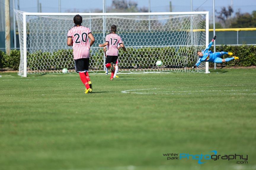Malmo's Goal