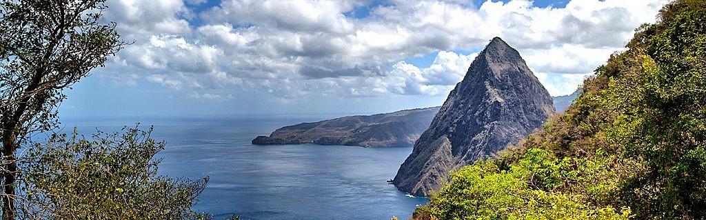 Petit Piton, The Pitons, St. Lucia