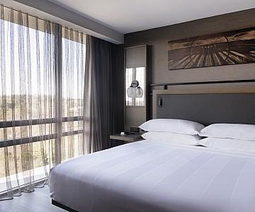 Redesigned Marriott Hotel Atlanta