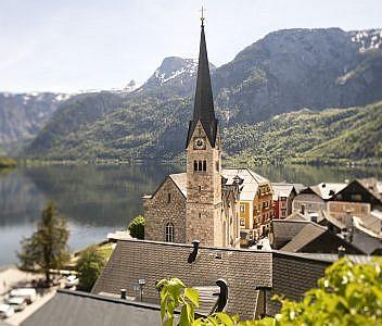 Evangelische Pfarrkirche Hallstatt