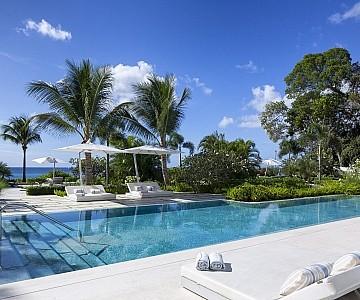 Alaya Barbados Pool Deck