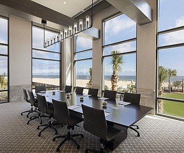 Meeting Room at the Embassy Suites St. Augustine, Florida