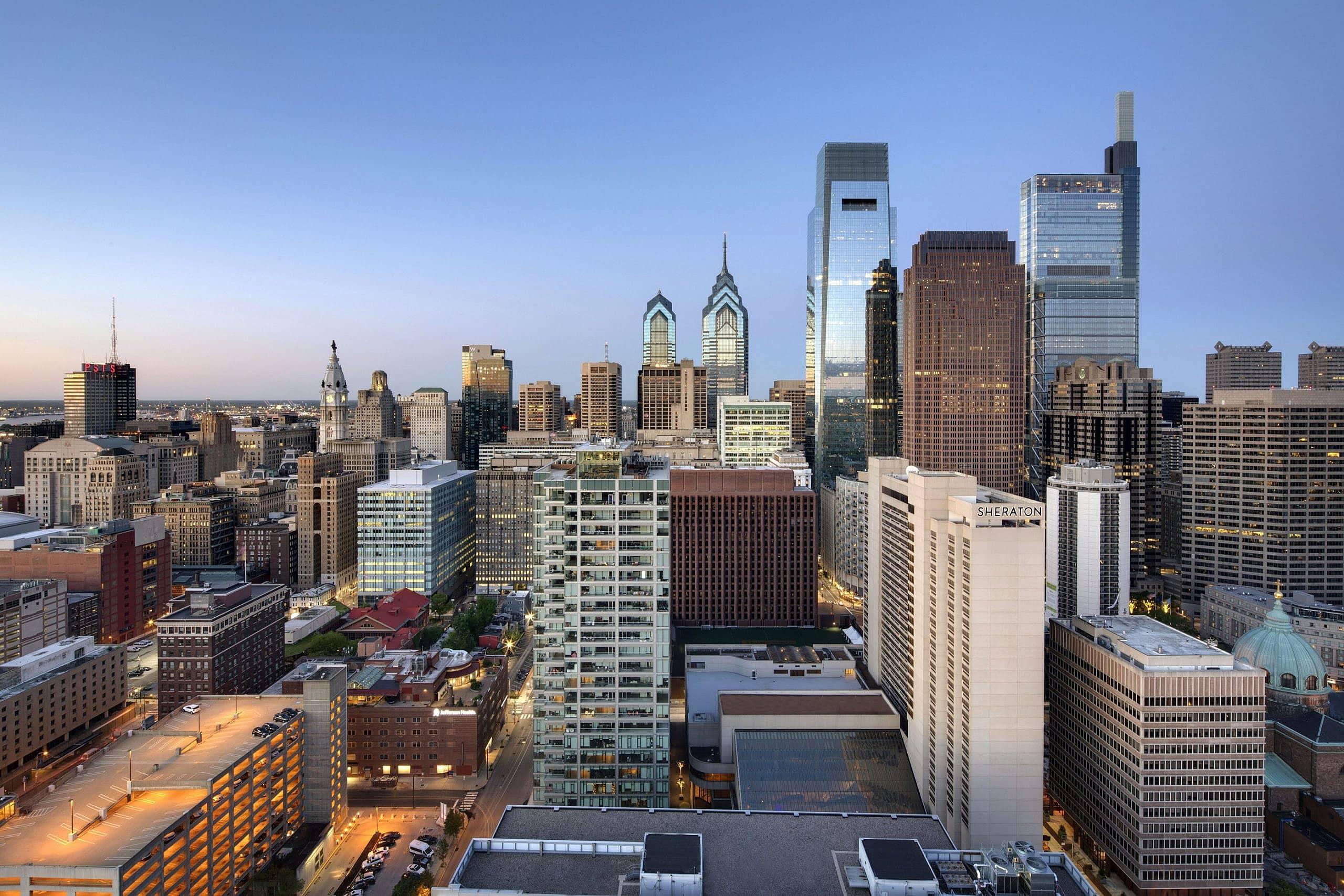 Sheraton Downtown Philadelphia